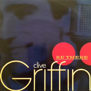 "Clive Griffin - Be There (12"") (VG/VG)"